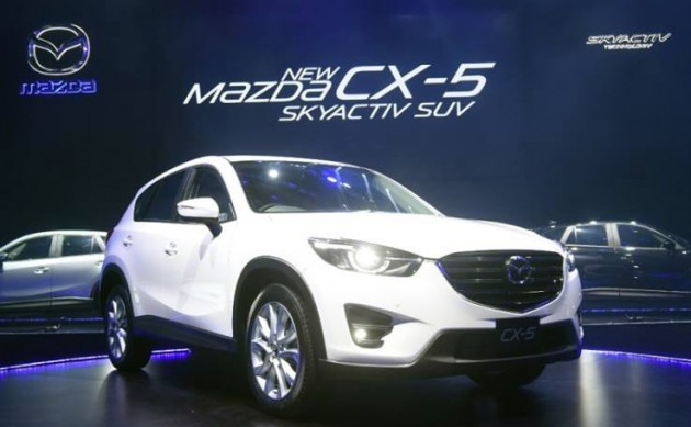 2016 Mazda CX-5 facelift Thailand launch 1-1