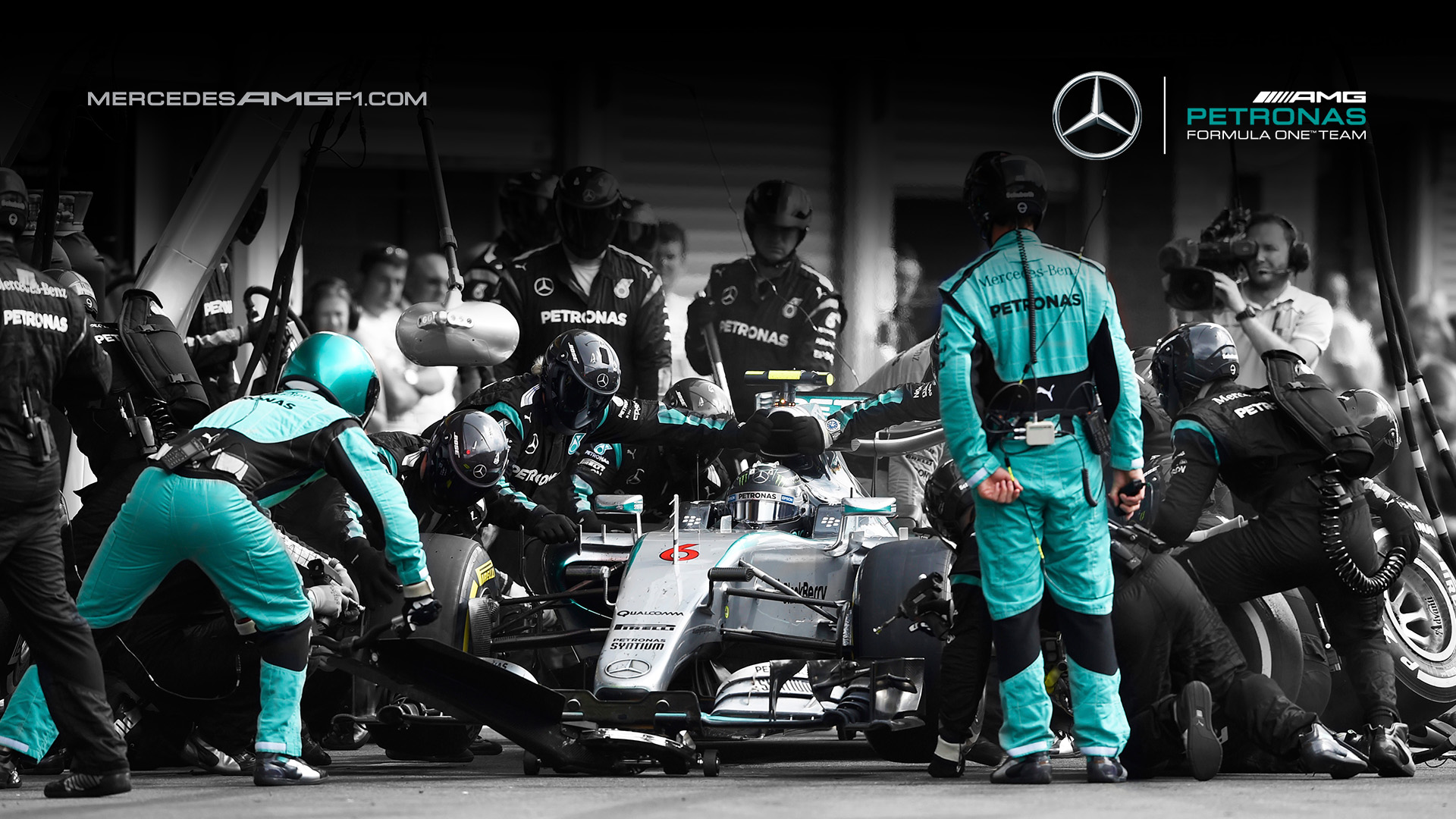 Mercedes f1 amg wallpaper