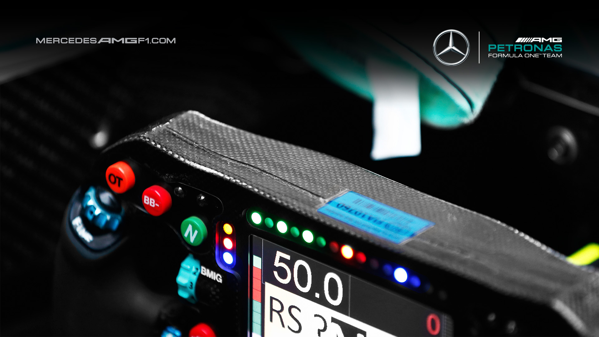 Mercedes amg f1 team wallpaper
