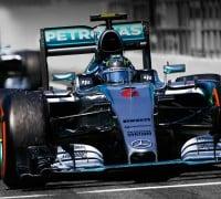 2016 Mercedes AMG Petronas F1 W08 - 21