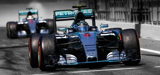 Petronas Sponsorship Of Mercedes F1 Team Extended