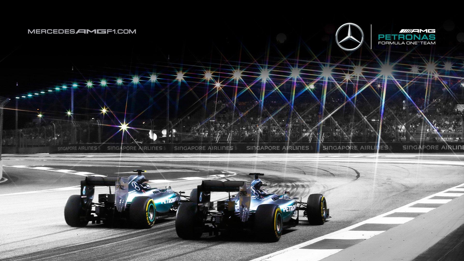 Video inside a mercedes amg f1 hybrid power unit image 443666 for Mercedes benz petronas