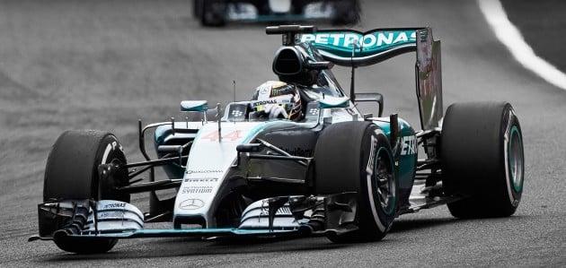 2016 Mercedes AMG Petronas F1 W08 - 8
