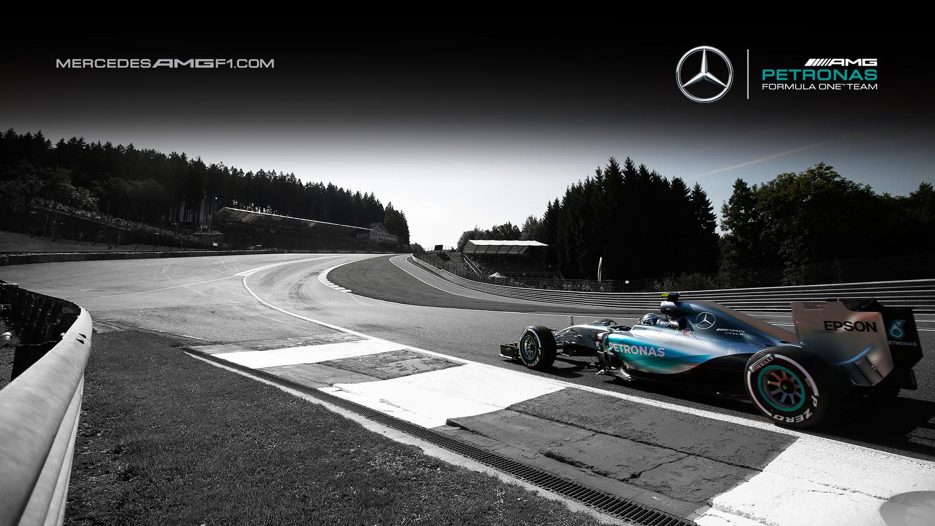 Video Inside A Mercedes Amg F1 Hybrid Power Unit Image 443651