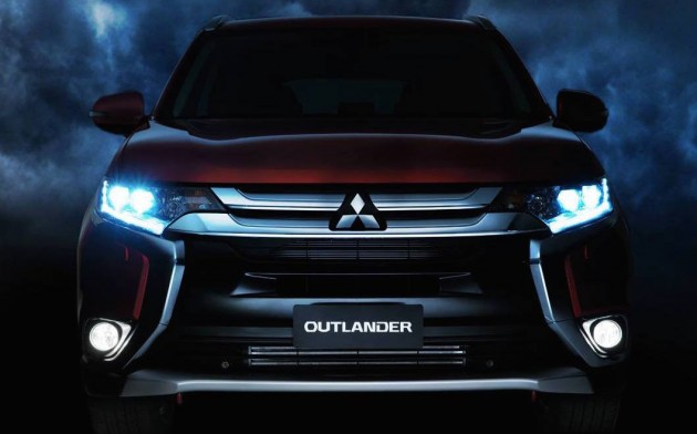 2016 Mitsubishi Outlander M Sian Details Revealed