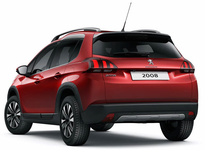 peugeot 2008 facelift debuts new engines gt line paul tan image 444029. Black Bedroom Furniture Sets. Home Design Ideas