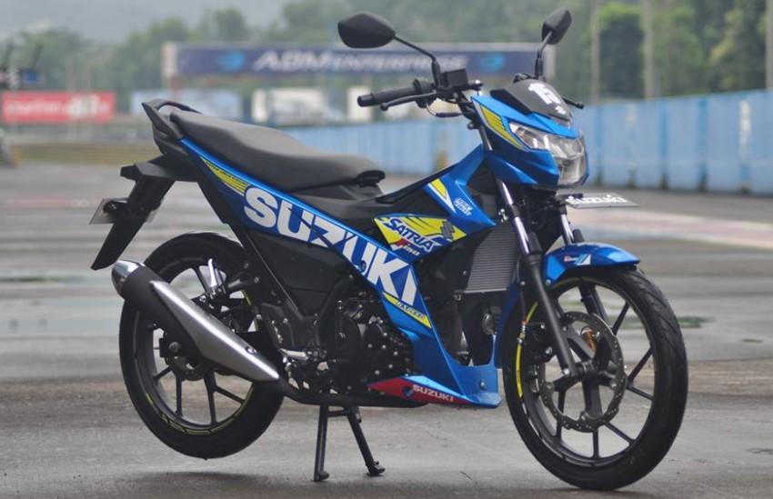 2016 Suzuki Satria F150 debuts in Indonesia – RM6,763 Image #443146