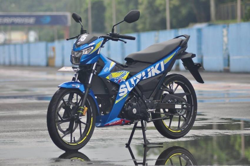 Suzuki Satria F150 2016 dilancarkan di Indonesia – 18.5 hp, 13.8 Nm, harga bermula RM6,763 Image #443243