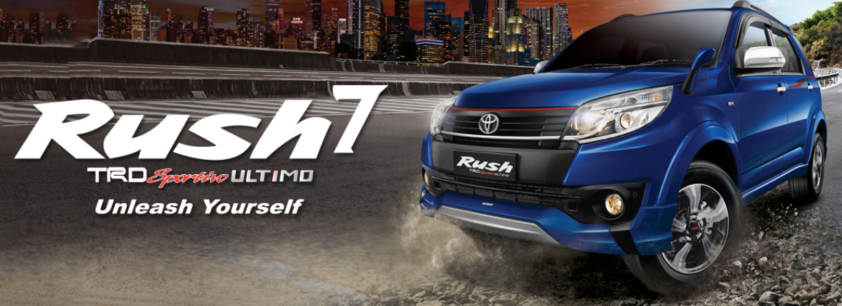 All New Rush >> Updated 2016 Toyota Rush 7 launched in Indonesia Image 450213