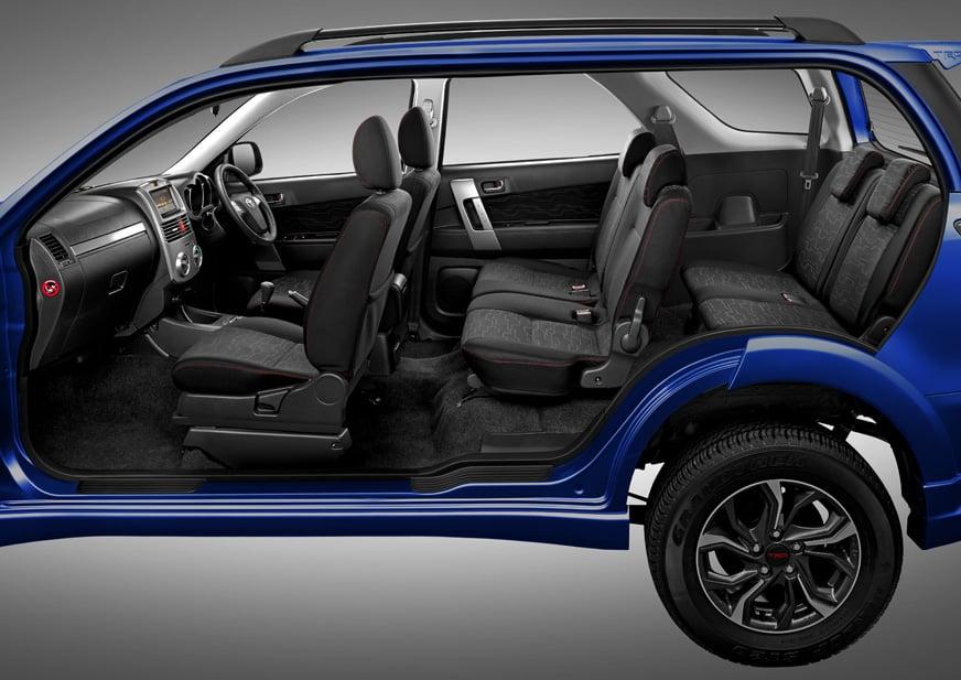 Toyota Rush 7 2016 Dilancarkan Di Indonesia Paul Tan