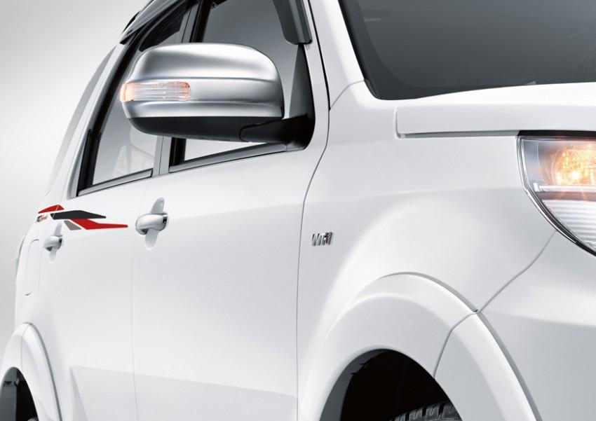 Toyota Rush 7 2016 dilancarkan di Indonesia Image #450440