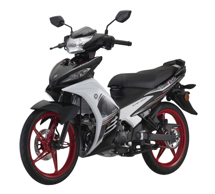 2016 Yamaha 135LC price confirmed, up to RM7,068 Image 439183
