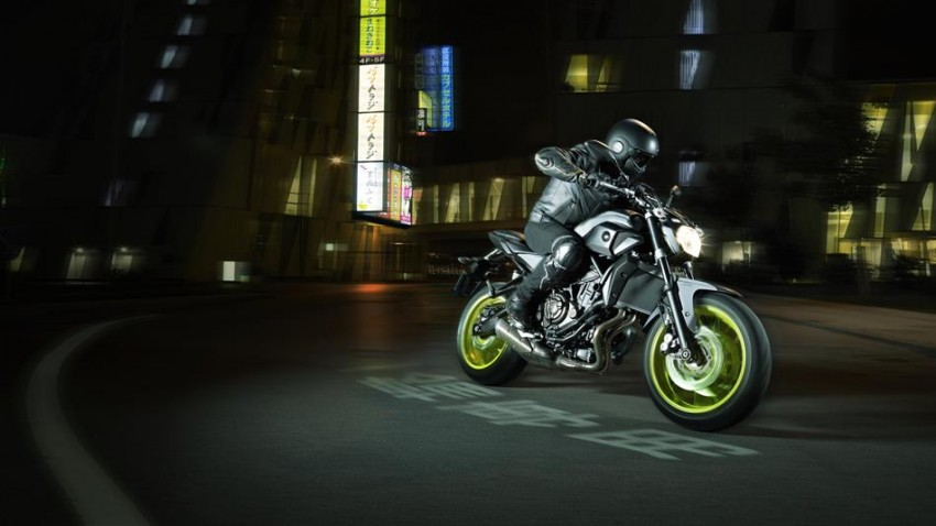 "2016 Yamaha MT-07 ""Moto Cage"" Night Fluo revealed Image #447285"