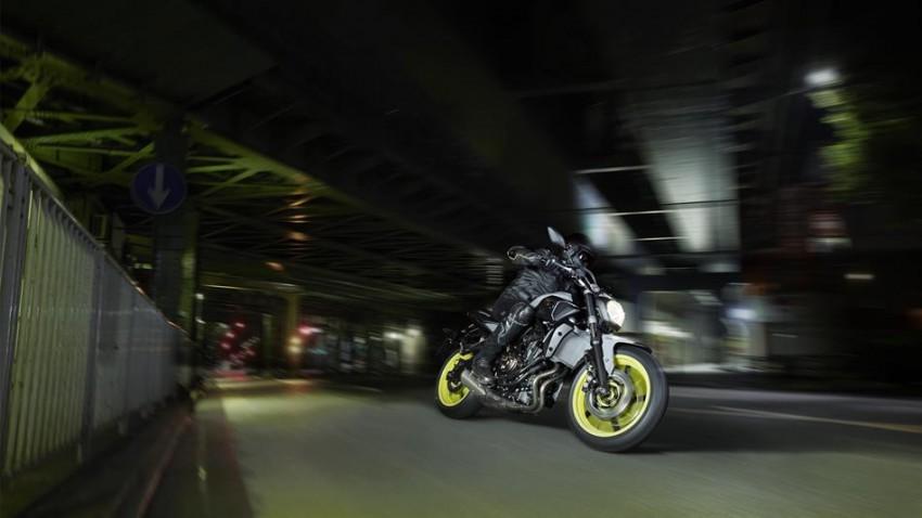 """2016 Yamaha MT-07 """"Moto Cage"""" Night Fluo revealed Image #447286"""