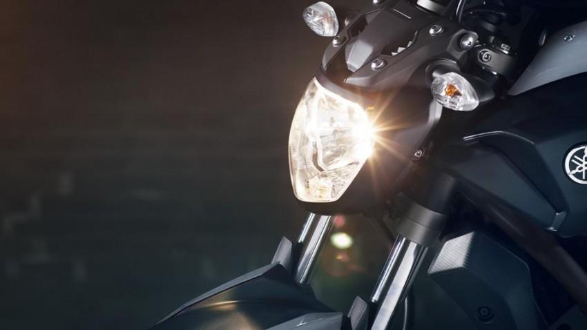 """2016 Yamaha MT-07 """"Moto Cage"""" Night Fluo revealed Image #447313"""