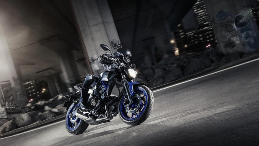 """2016 Yamaha MT-07 """"Moto Cage"""" Night Fluo revealed Image #447293"""