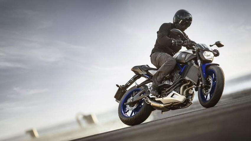 """2016 Yamaha MT-07 """"Moto Cage"""" Night Fluo revealed Image #447296"""