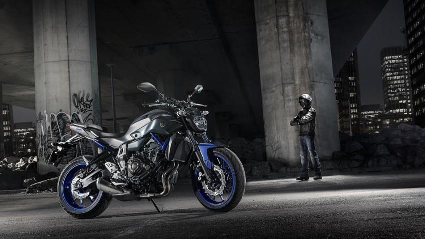 """2016 Yamaha MT-07 """"Moto Cage"""" Night Fluo revealed Image #447301"""