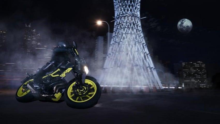 """2016 Yamaha MT-07 """"Moto Cage"""" Night Fluo revealed Image #447320"""