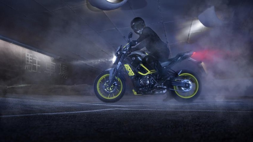 "2016 Yamaha MT-07 ""Moto Cage"" Night Fluo revealed Image #447323"