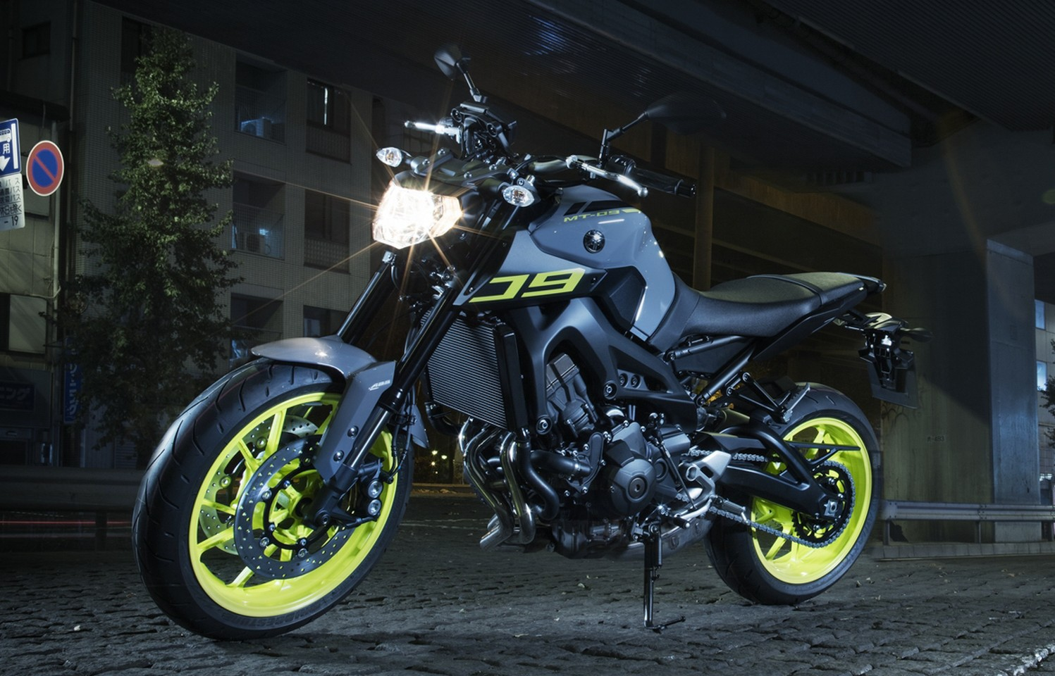 Image result for yamaha mt-09 2017