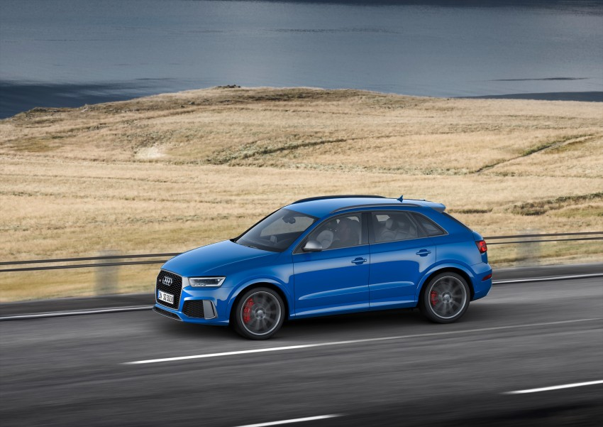 Audi RS Q3 performance unleashed – 367 hp/465 Nm Image #438540