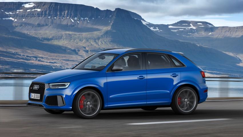 Audi RS Q3 performance unleashed – 367 hp/465 Nm Image #438543