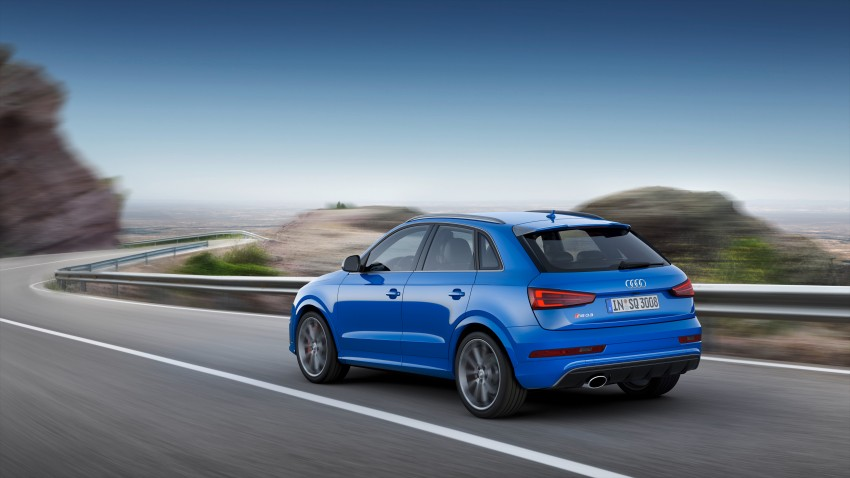 Audi RS Q3 performance unleashed – 367 hp/465 Nm Image #438544