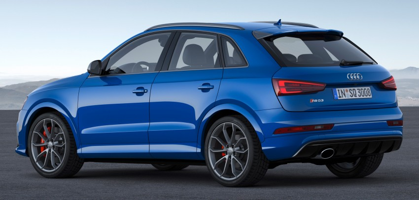 Audi RS Q3 performance unleashed – 367 hp/465 Nm Image #438553