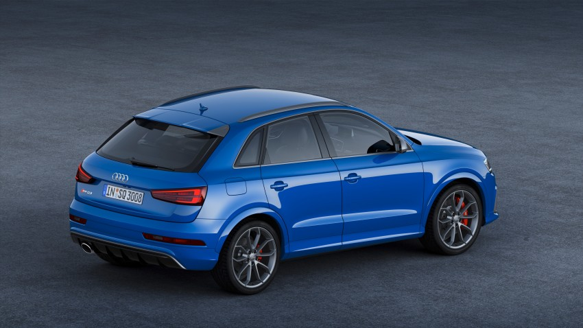 Audi RS Q3 performance unleashed – 367 hp/465 Nm Image #438555