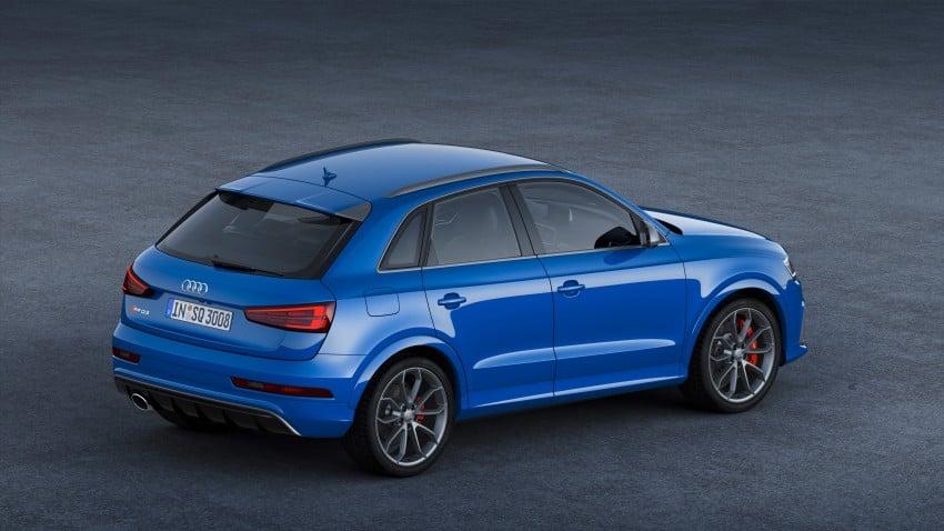 Audi RS Q3 performance unleashed – 367 hp/465 Nm Image #438555