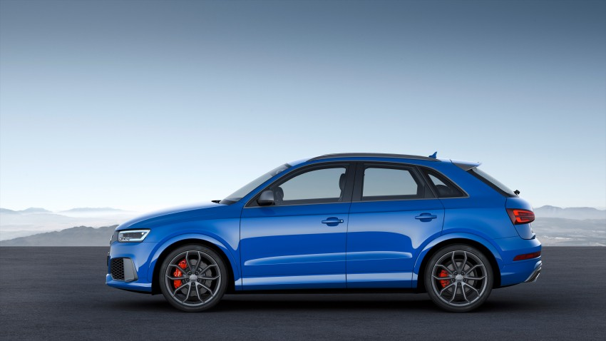 Audi RS Q3 performance unleashed – 367 hp/465 Nm Image #438558