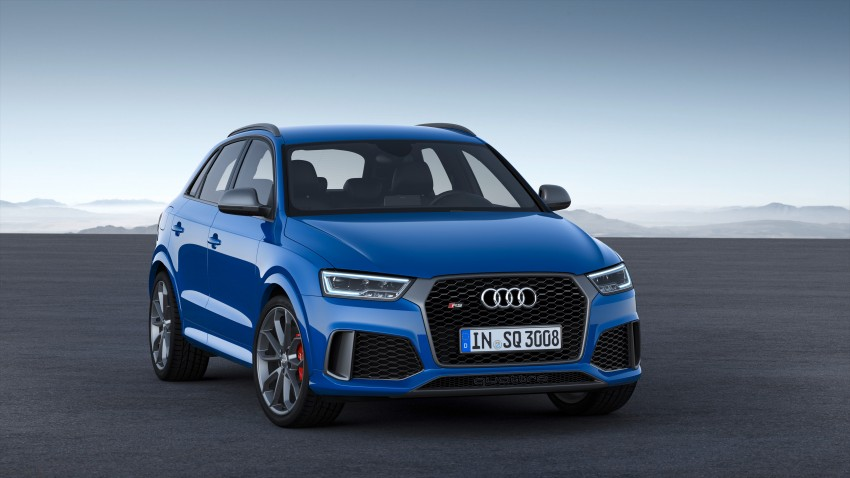 Audi RS Q3 performance unleashed – 367 hp/465 Nm Image #438559