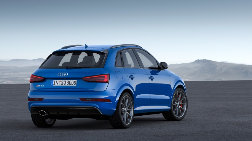 Audi RS Q3 performance unleashed – 367 hp/465 Nm Image #438560