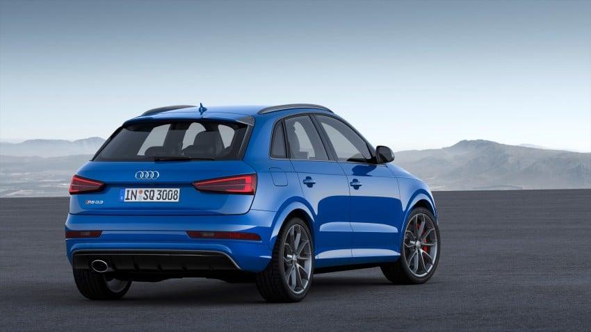 Audi RS Q3 performance unleashed – 367 hp/465 Nm Image #438560