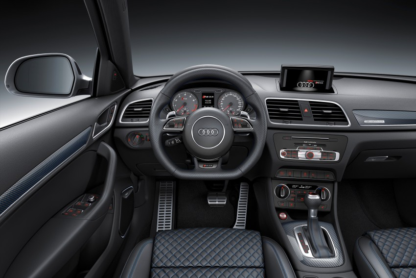 Audi RS Q3 performance unleashed – 367 hp/465 Nm Image #438563