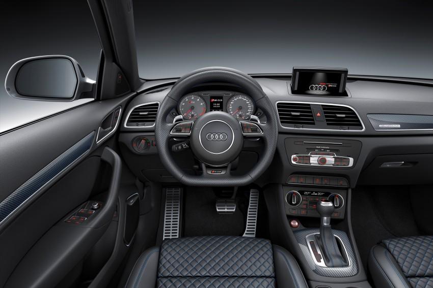 Audi RS Q3 performance unleashed – 367 hp/465 Nm Image #438563