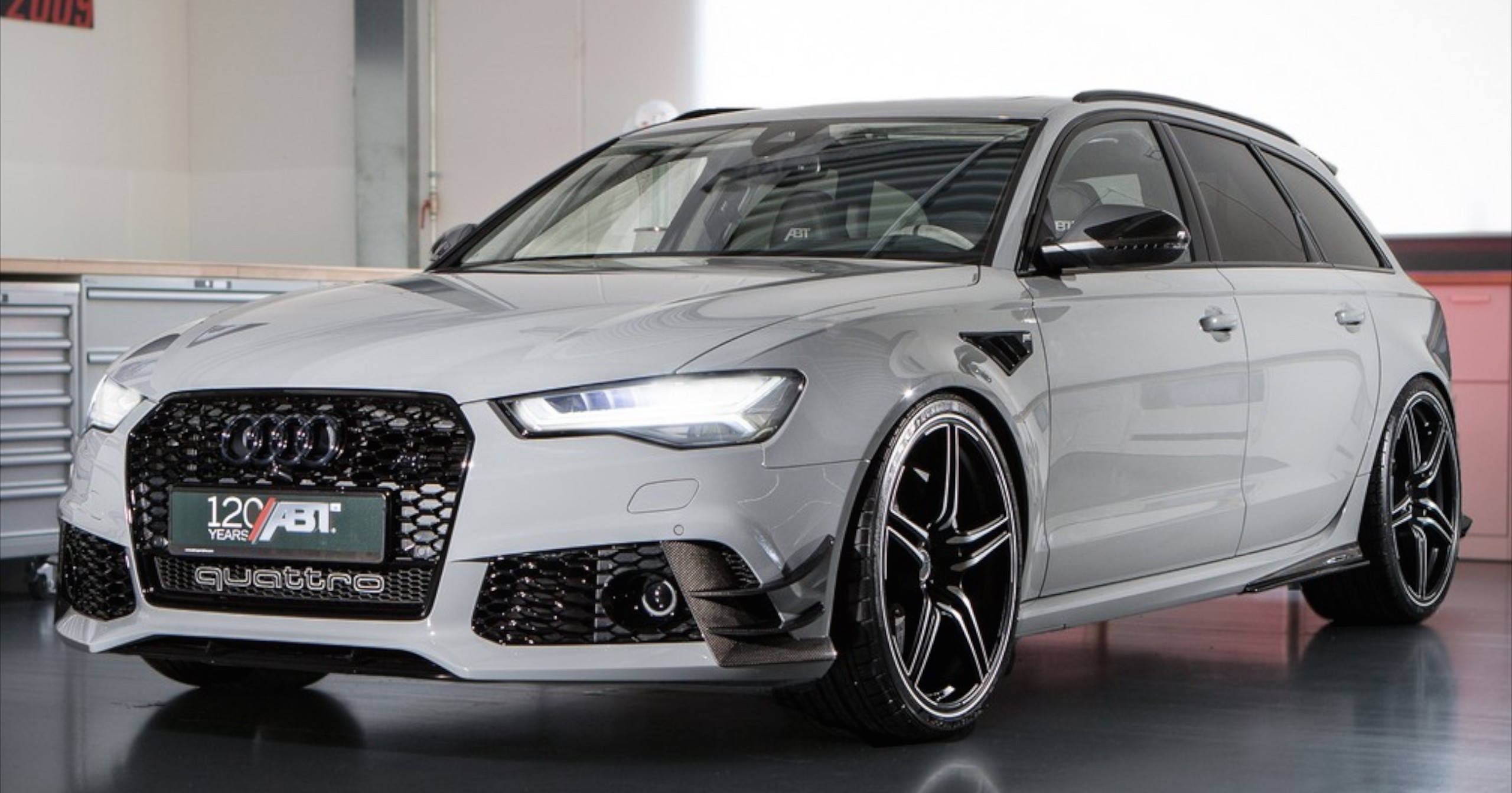 Abt Rs6 Avant 730 Hp 920 Nm Limited To 12 Units Paul
