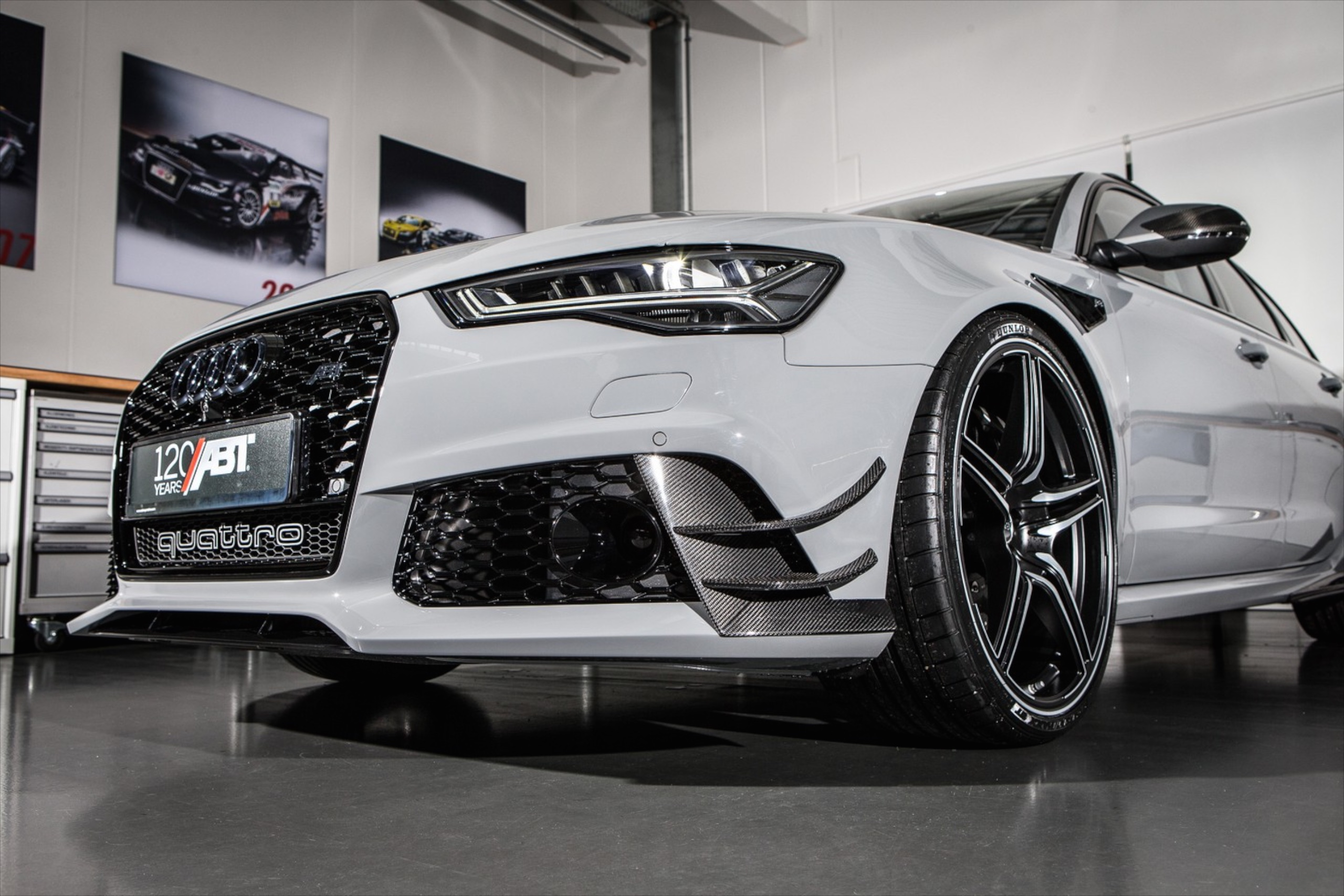Abt Rs6 Avant 730 Hp 920 Nm Limited To 12 Units Image