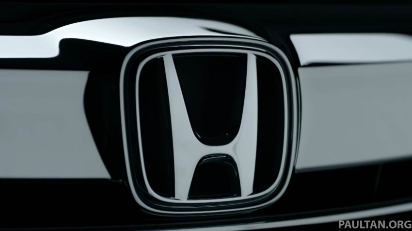 2016 Honda Accord facelift teased for Thailand debut Image #440671