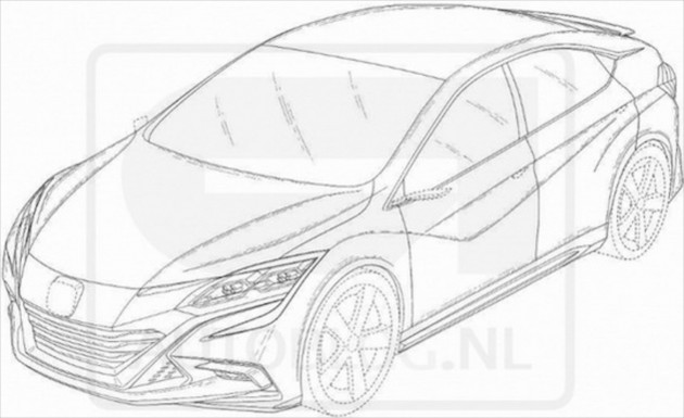 2016-honda-hatchback-concept-patent-china- 001