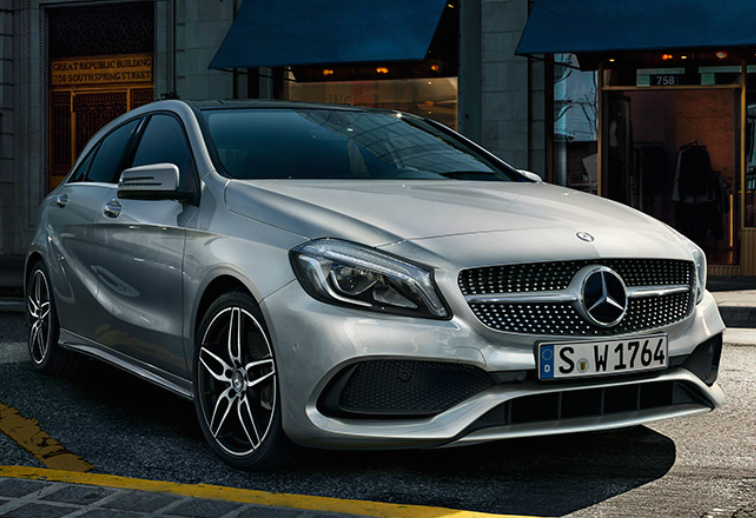 SPIED: Mercedes-Benz A-Class facelift in Malaysia – three ...
