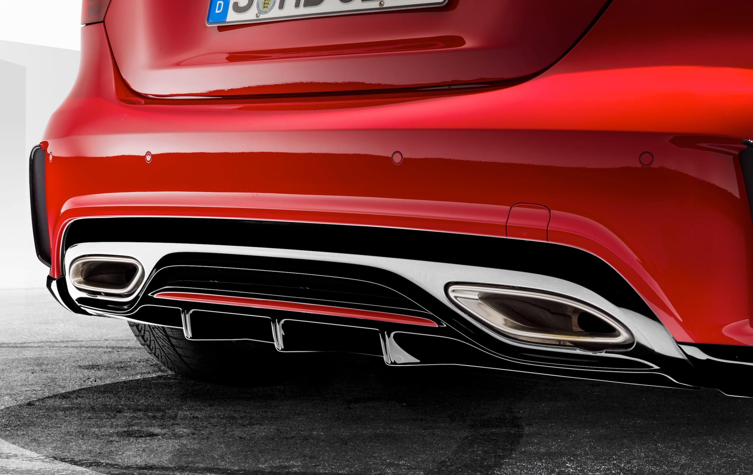 Mercedes Benz A Class Fl Gets New Amg Accessories Paul Tan