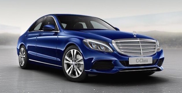 Mercedes benz c200 exclusive initial details rm253k for Mercedes benz list price