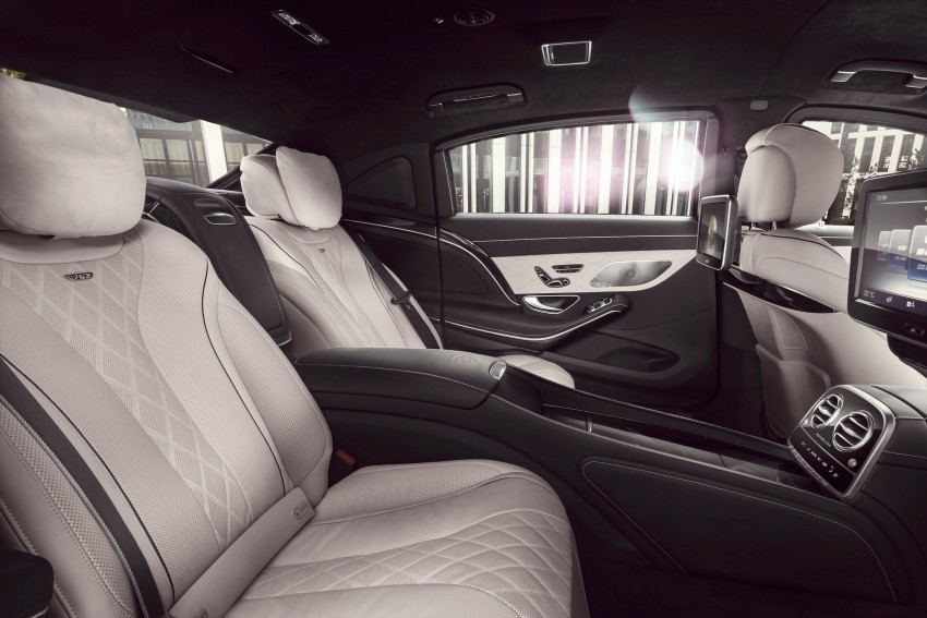 Mercedes-Maybach S600 Guard debuts – VR10 armour Image #446002
