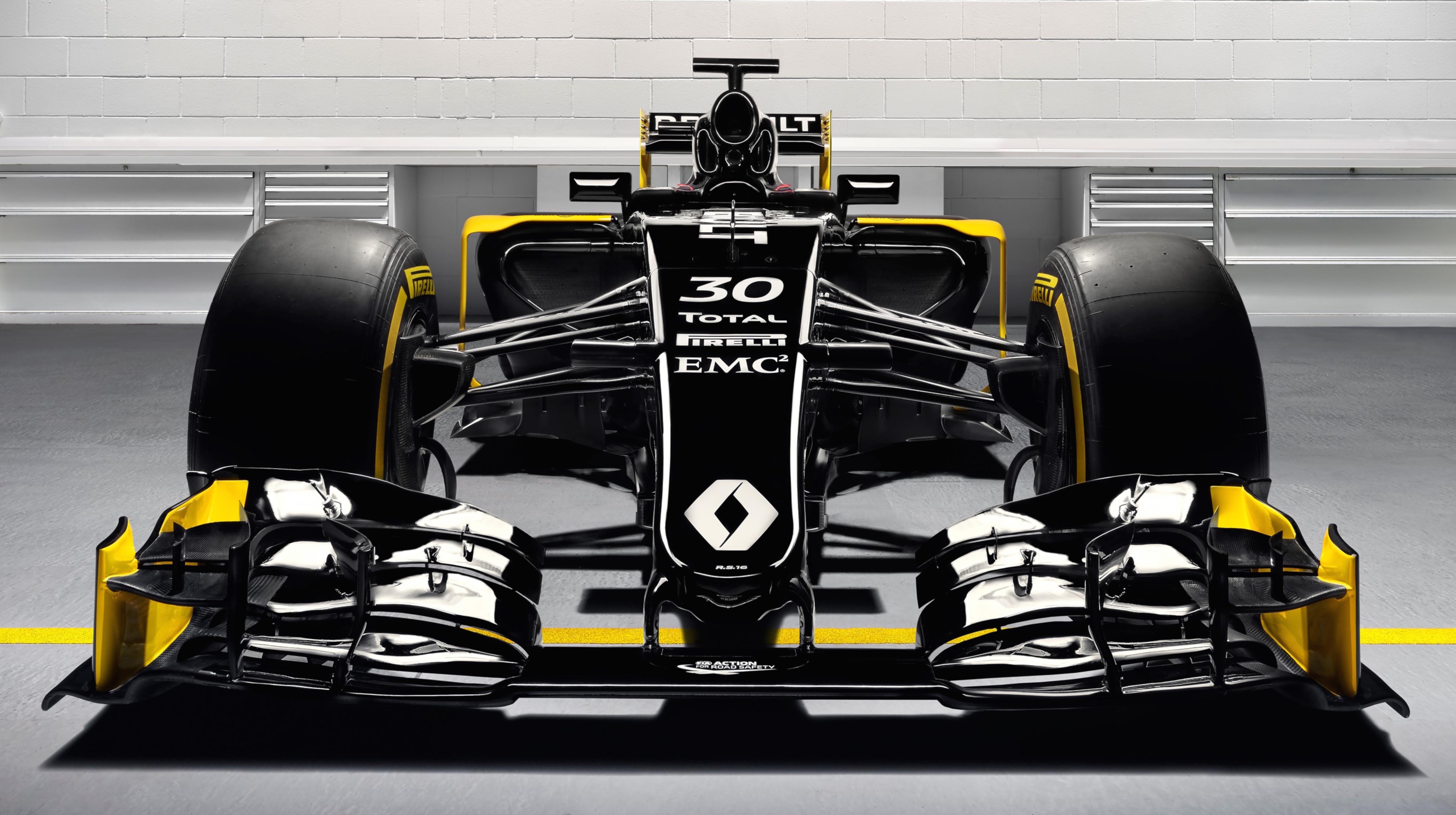renault rs16 formula 1 challenger for 2016 revealed. Black Bedroom Furniture Sets. Home Design Ideas