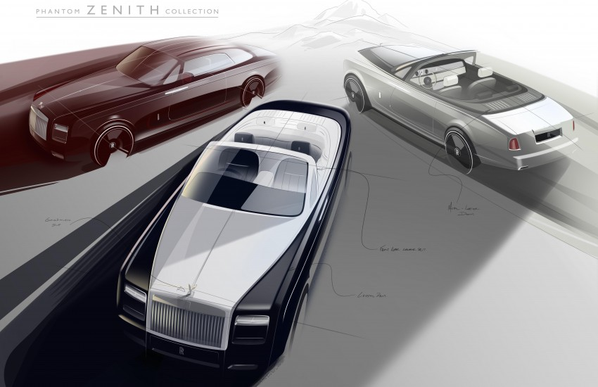 Rolls-Royce Phantom to be discontinued – next-gen model set for 2018, along with new SUV Image #447194