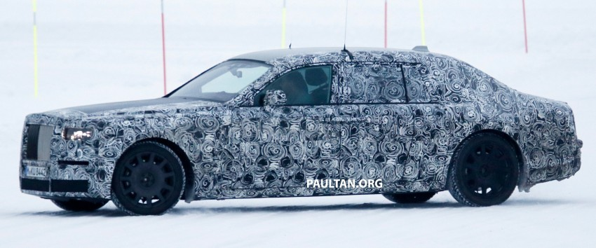 Rolls-Royce Phantom to be discontinued – next-gen model set for 2018, along with new SUV Image #447203