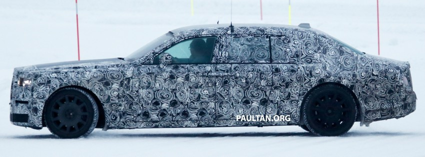 Rolls-Royce Phantom to be discontinued – next-gen model set for 2018, along with new SUV Image #447204