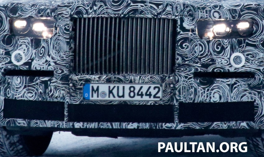 Rolls-Royce Phantom to be discontinued – next-gen model set for 2018, along with new SUV Image #447207
